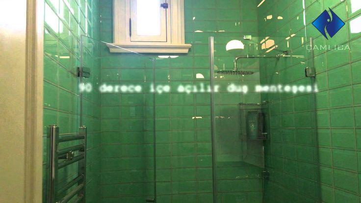 Menteşeli Duş Kapısı Modelleri