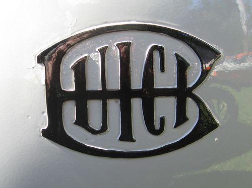Exterior: Vintage Buick chrome typography #pinmyencore
