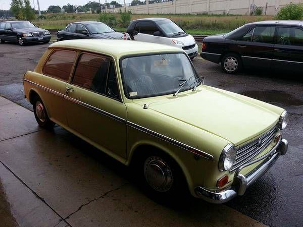 1969 Austin America 1300 - $3,500 Minneapolis #ForSale #Craigslist ...