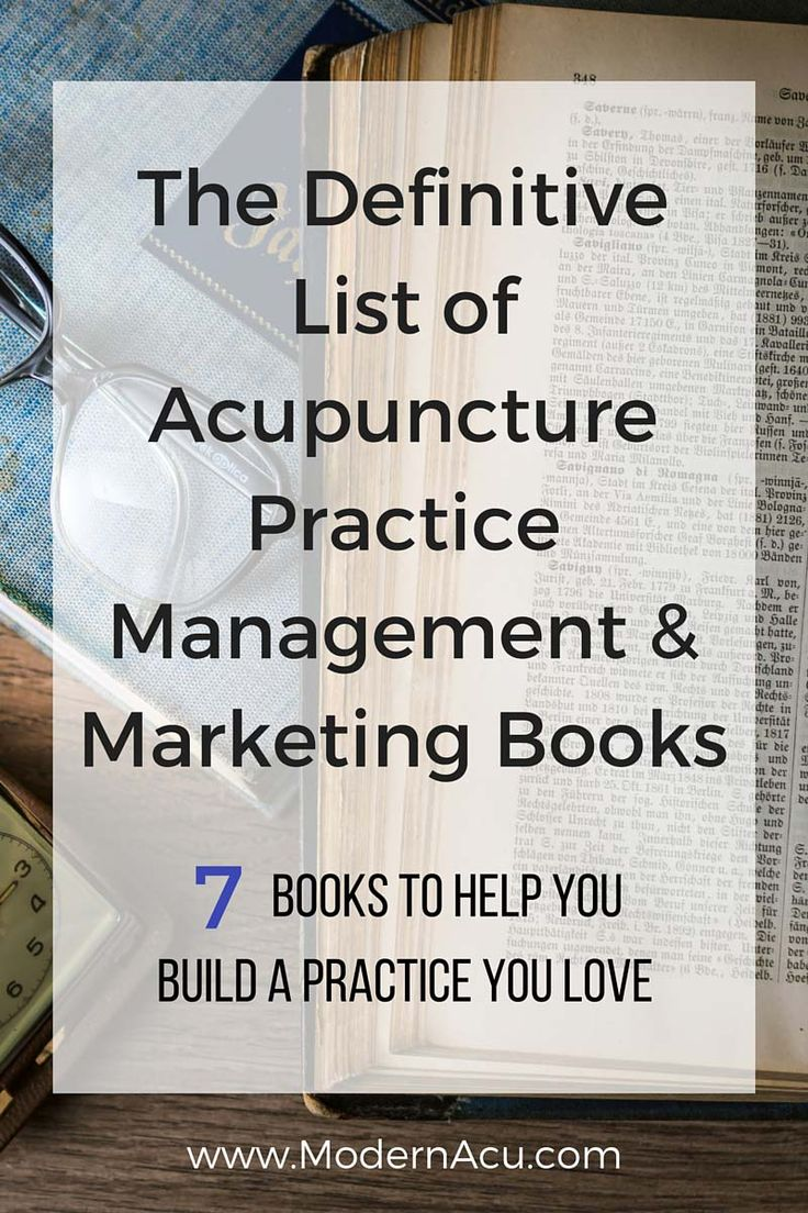 41 best branding your acupuncture business images on pinterest the definitive list of acupuncture marketing books 7 books to help you create flashek Gallery
