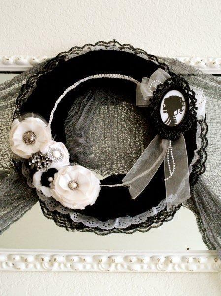 158 Best Diy Halloween Wreaths Images On Pinterest