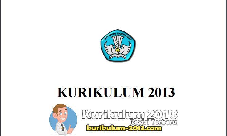Download Kurikulum 2013 untuk SD - Kurikulum 2013 SD Administrasi K13