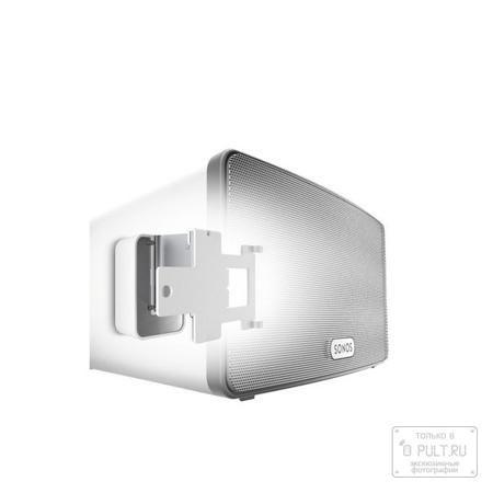 Vogels SOUND 4203 W  — 3908 руб. —  Vogels Настенное крепление SOUND 4203 белого цвета для акустической системы Sonos PLAY:3 Получите максимальную отдачу от вашей акустической системы Sonos PLAY:3 Ваша акустическая система Sonos PLAY:3 гармонично впишется в любой интерьер при установке в любом месте на стене с помощью настенного кронштейна Vogel's SOUND 4203. Установите динамик в вертикальном или горизонтальном положении в наиболее удобном для вас месте - вы сможете повернуть динамик под…
