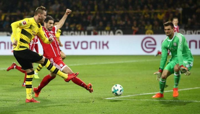 Bayern Munich vs Borussia Dortmund en vivo 20/12/2017 - Ver partido Bayern Munich vs Borussia Dortmund en vivo online 20 de diciembre del 2017 por Copa Alemania. Resultados horarios canales y goles.