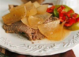 Slow Cooker Pot Roast: Five ingredients. Four steps. And a slow cooker ...