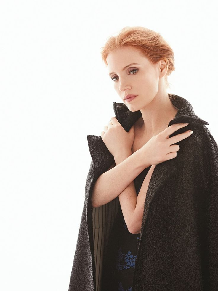 Jessica Chastain, the May 2016, Modern Luxury Magazine. Photographed by Brian Bowen Smith and styled by Elizabeth Stewart.