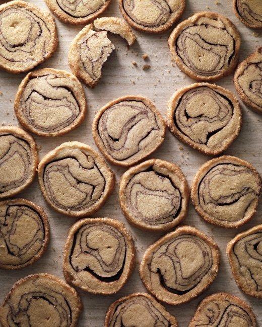 Cinnamon-Log Slices Recipe