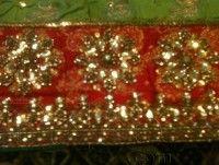 Images of beautiful jamawar chatta patti lehenga suitable for walima - Lahore