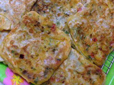 Msemen Maamer - Stuffed Msemen Recipe: Msemen Maamer - Stuffed Msemen