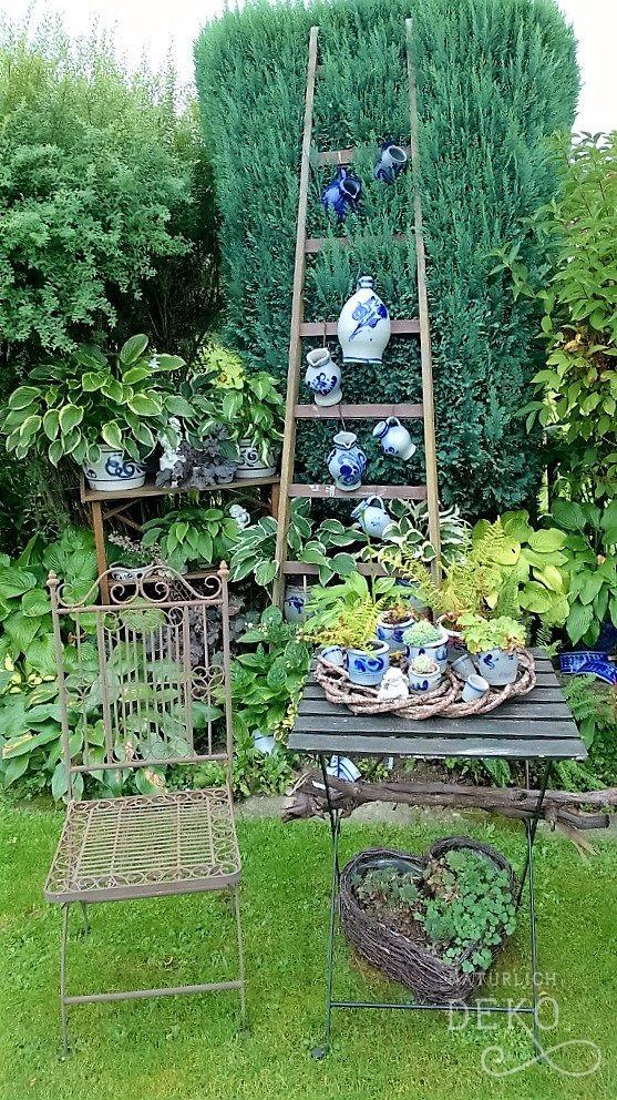 Ein Garten wie aus der Gartenzeitschrift