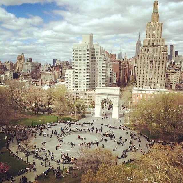 New York University in New York, NY