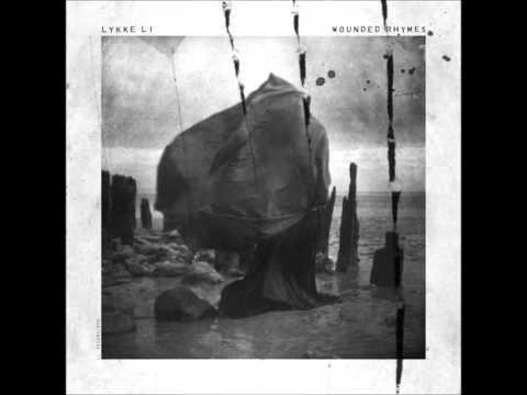 """Lykke Li - """"Unrequited Love"""" It is so hard for an Aries woman to stop loving someone that we never do. Sad thing is we are often hurt and that friend or lover never seems to care. We retreat from emotion. We bury them and never confront the pain. Instead we remain in constant motion. And so I shall remain in constant motion."""