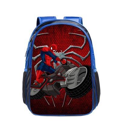 Spiderman PVC Baskılı Çocuk Sırt Çantası