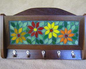 Porta Chaves e Correspondência Floral