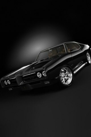 1968 Pontiac GTO...another american beauty!!!