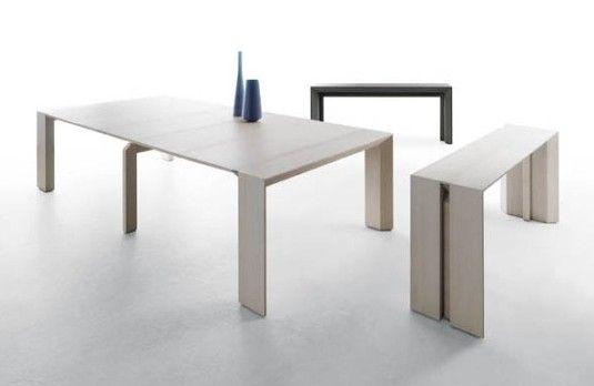 Mesa consola mesas comedor plegables pinterest mesa - Mesas pequenas plegables ...