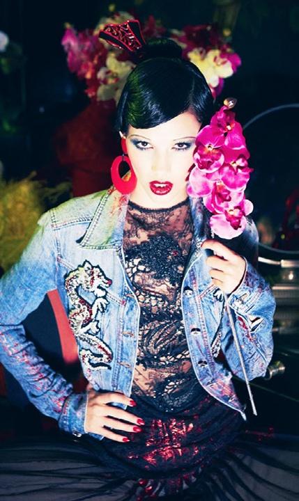 #RoccoBarocco #Spring #Summer #WomenCollection #Fashion #GbModa