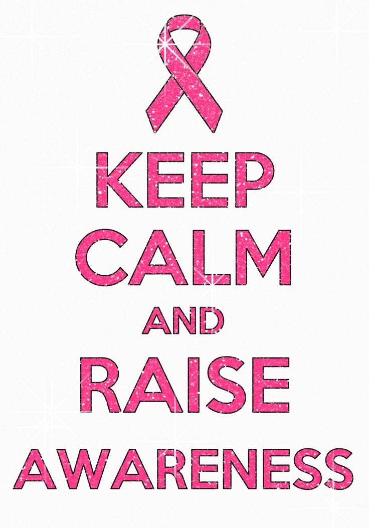Oktober ist Brustkrebs-Bewusstseins-Monat!