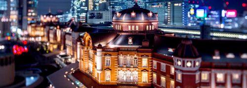 東京ステーションホテルが提供する趣向を凝らしたクリスマス限定メニュー クリスマス気分のホテルでスペシャルなひとときを