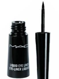Mac Liquid liner...this really stays put!