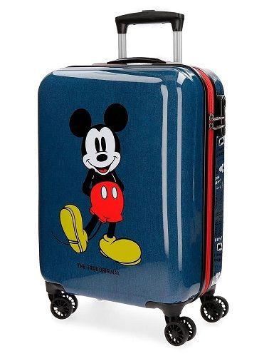 78c2dc3df Maleta Disney Mickey más barata. Descuento del 19% en 2019 | Regalos ...