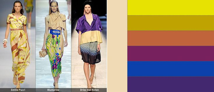 Not Another Fashion Blog - Color Virtuozo!