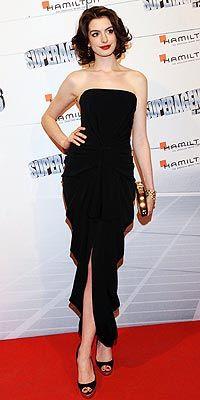 Brightest Hour: STYLE STAR: Anne Hathaway