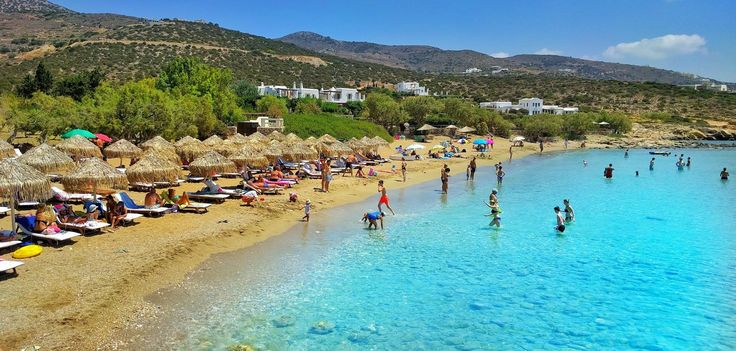 Faragas Beach @ Paros island , Greece !!!