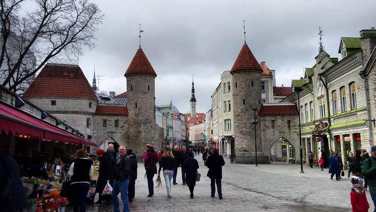 Old Town #Tallinn #Estonia
