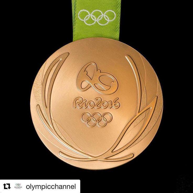 Pretty cool gold  #Repost @olympicchannel with @repostapp  #GoForTheGold #Rio2016 #Olympics  #rio #olympic #rio2016 #condom #olympics #brazil #roadtorio #samba #makeithappen #countdown #roadtorio #wirhabeneinziel #timebrasil #brasil #football #brasilfootball #sportsnews #instanews #instasports #tbt #like #follow #2016olympics #competition #schedule #Rumba #espanol