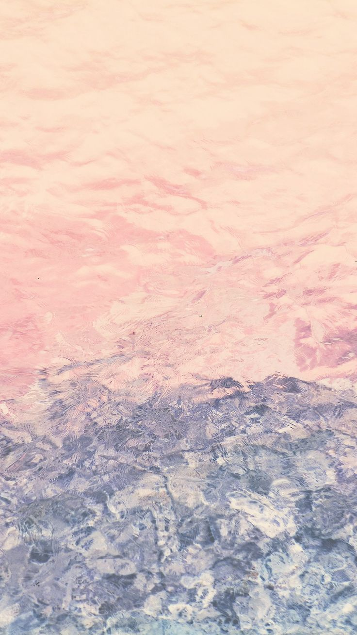 Water Texture Pink Summer Wave Nature Sea #iPhone #6 #plus #wallpaper