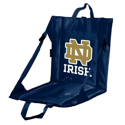 Notre Dame Fighting Irish Stadium Seat With Back