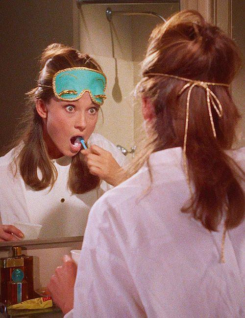 Audrey Hepburn in 'Breakfast at Tiffany's', 1961.