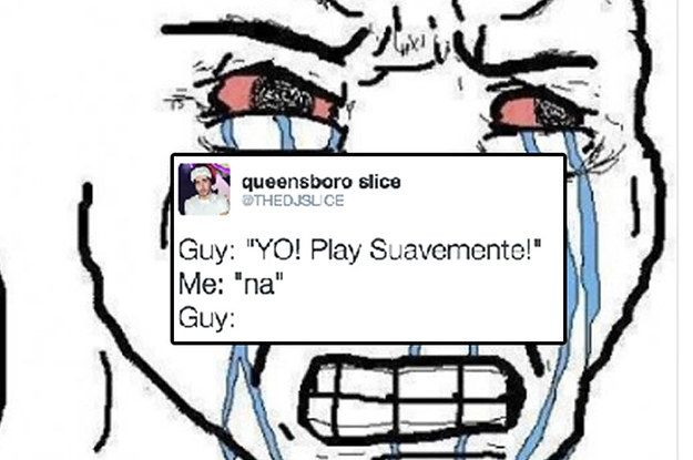 "13 Tweets That Define Your Love/Hate Relationship With ""Suavemente"""