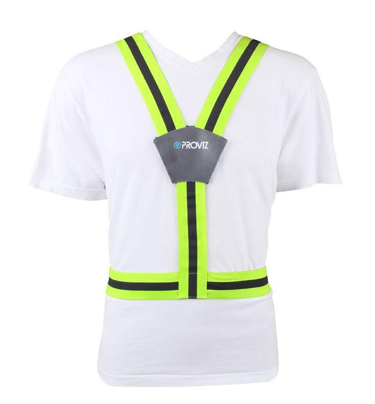 Ανακλαστικό Γιλέκο Ασφαλείας Proviz Flexi-Viz | www.lightgear.gr