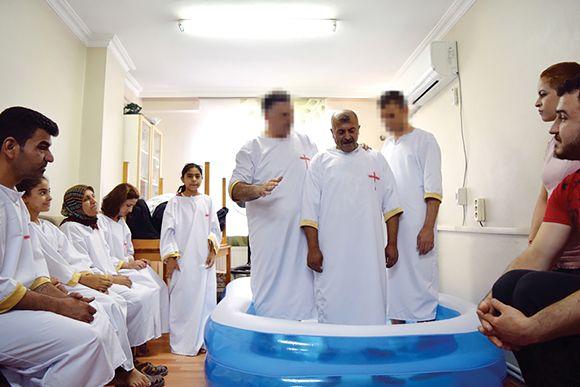 0816 - Mohammed Baptized