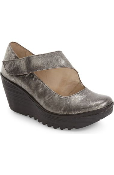 Fly London 'Yasi' Wedge Pump (Women) available at #Nordstrom