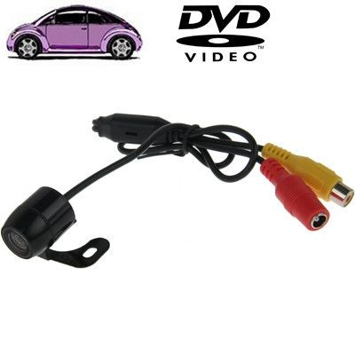 Waterproof Wired Butterfly DVD Rear View Camera