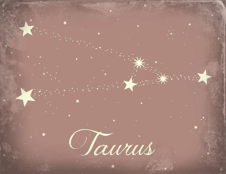 Taurus constellation | Whimsy and Wonderland | Pinterest ...