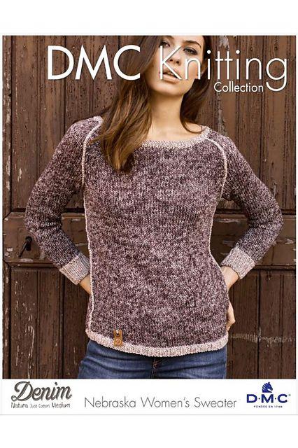 c5fb494ce103 Knitting Patterns Galore - Nebraska Women s Sweater