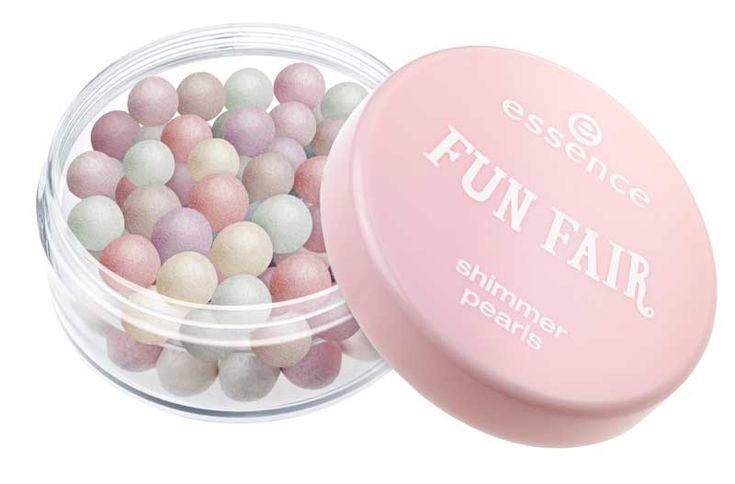 essence fun fair – połyskujące perełki