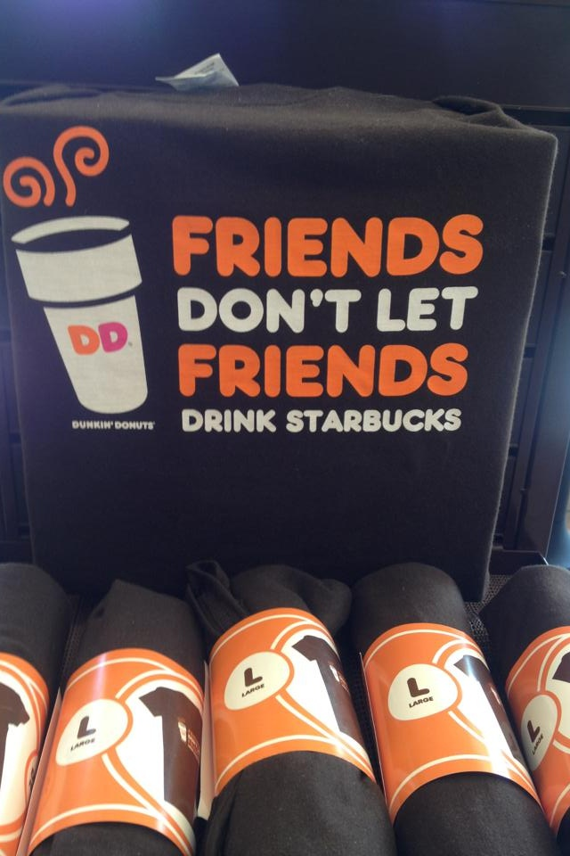 Dunkin Donuts Coffee is by far THE BEST coffee!!!!!
