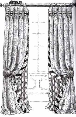 71 Best How To Draw Curtains Images On Pinterest