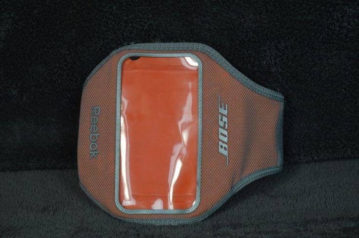 Bose Reebok Orange Fitness Armband For Apple Products FREE SHIPPING! #Bose #reebok
