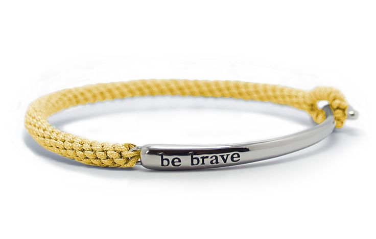 Shop Jewelry - By Style - Original Rope Bracelet - Yellow