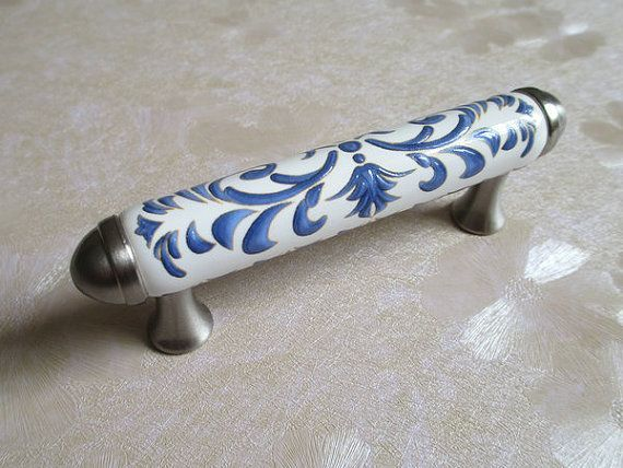 furniture kitchen white cabinet pulls handles pull porcelain drawer antique bronze item knobs dresser door