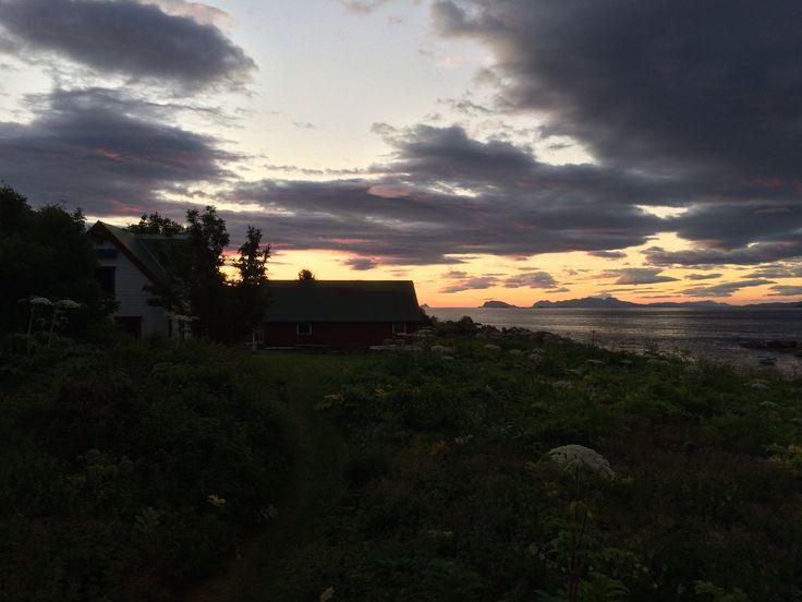Nydelige Bjørnøya