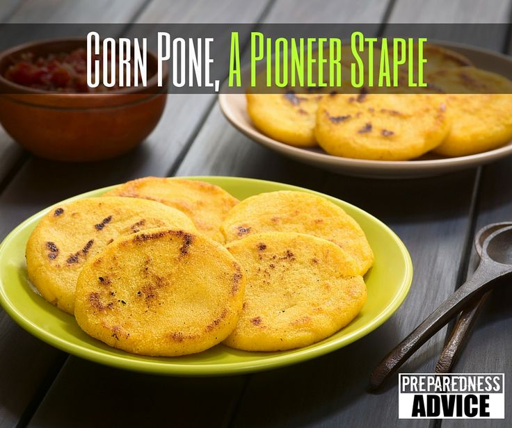 Eat like the pioneers with this very simple, filling staple. #PreparednessAdvice