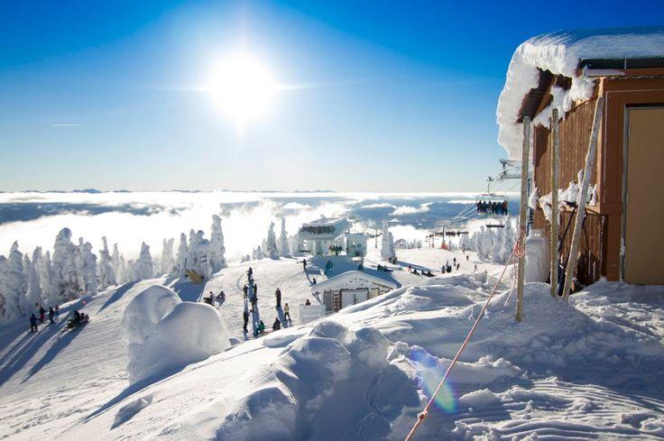 Big White Ski Resort, best ski experience I've ever had!