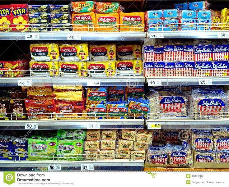 Philippine biscuit market